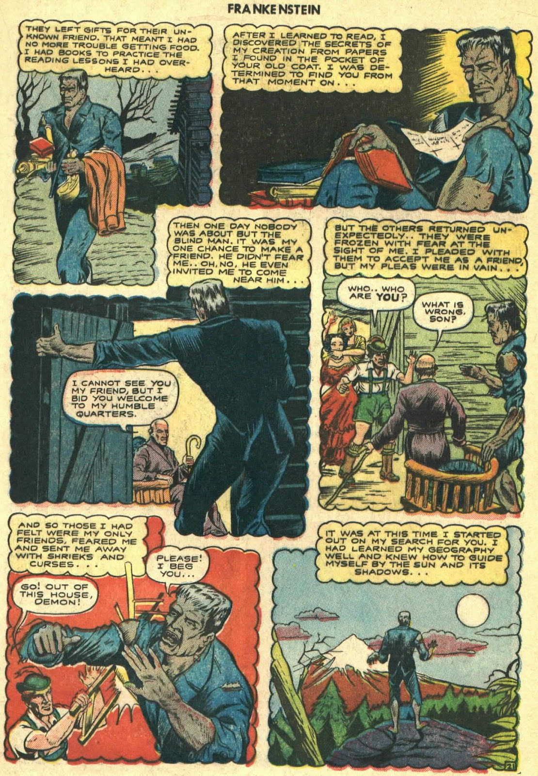 Classics Illustrated issue 26 - Page 23