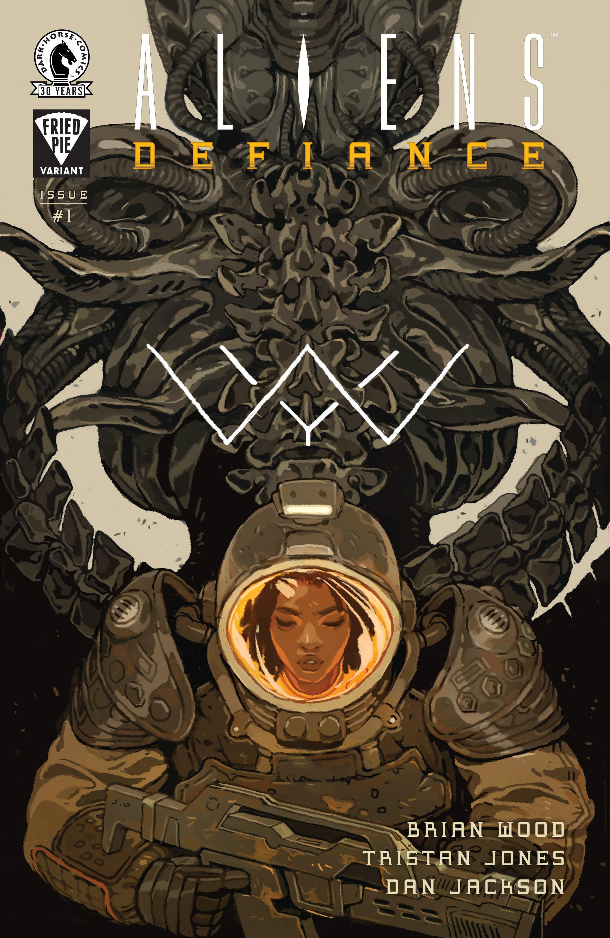 Read online Aliens: Defiance comic -  Issue #1 - 3