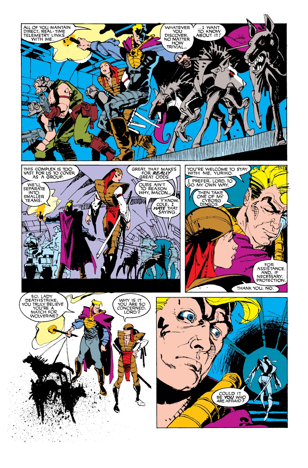Uncanny X-Men (1963) issue 252 - Page 18