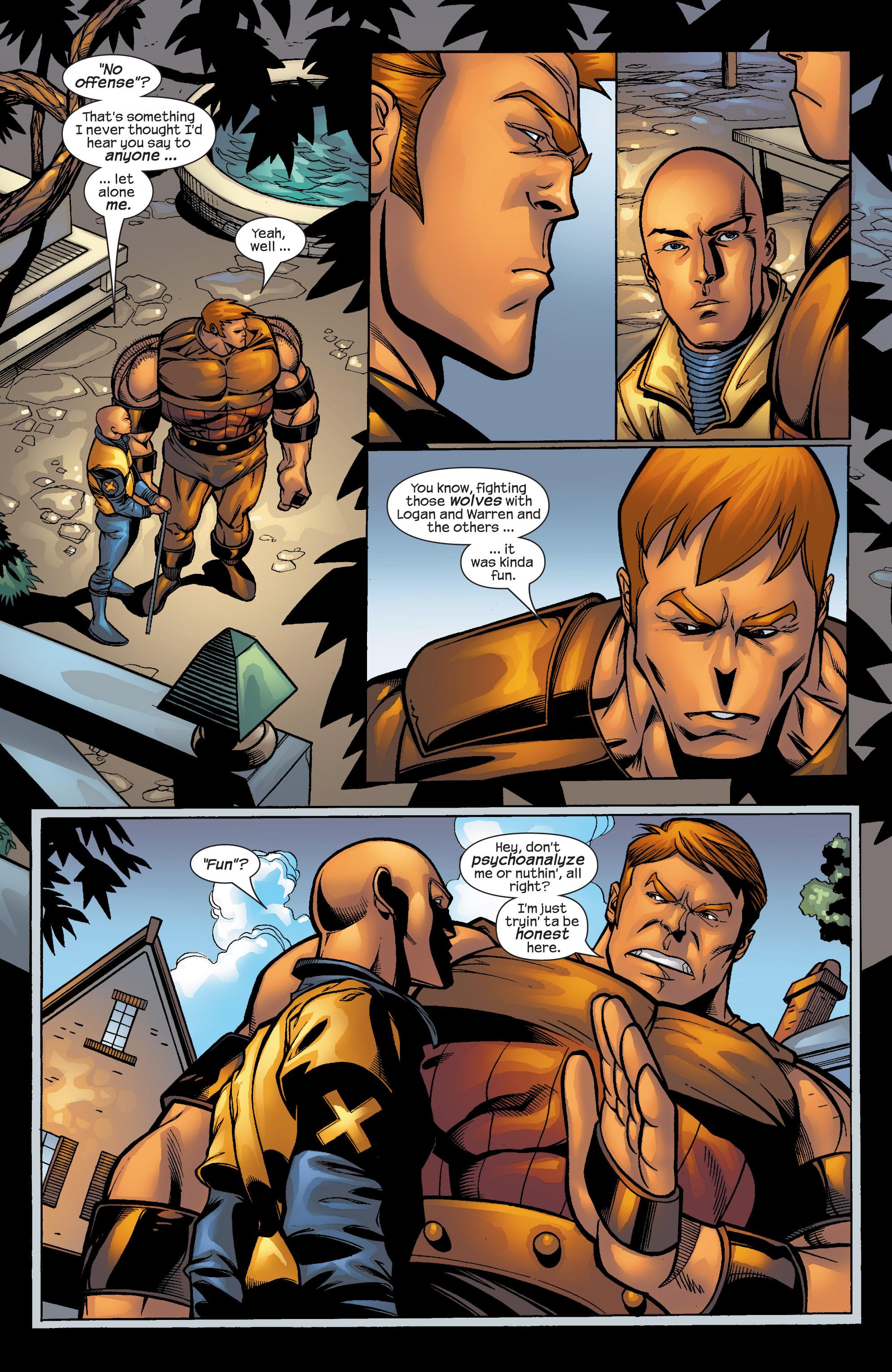Read online Uncanny X-Men (1963) comic -  Issue #421 - 18