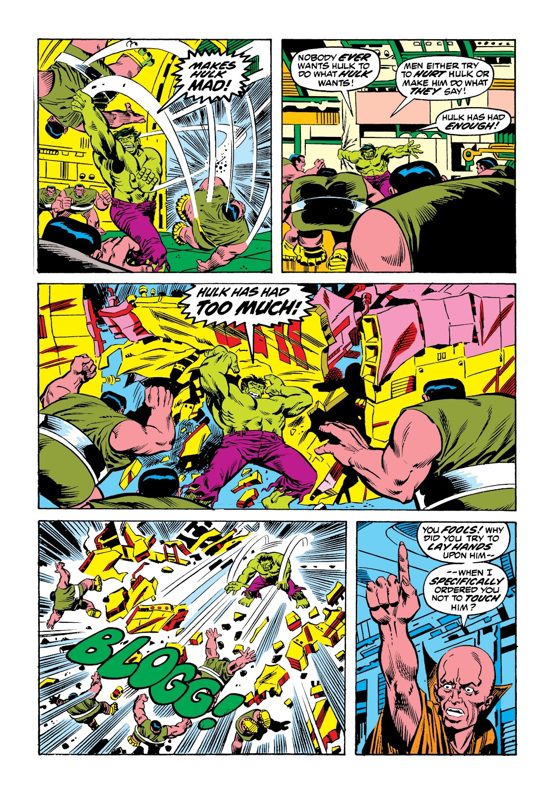 Read online Marvel Masterworks: The Incredible Hulk comic -  Issue # TPB 9 (Part 2) - 65
