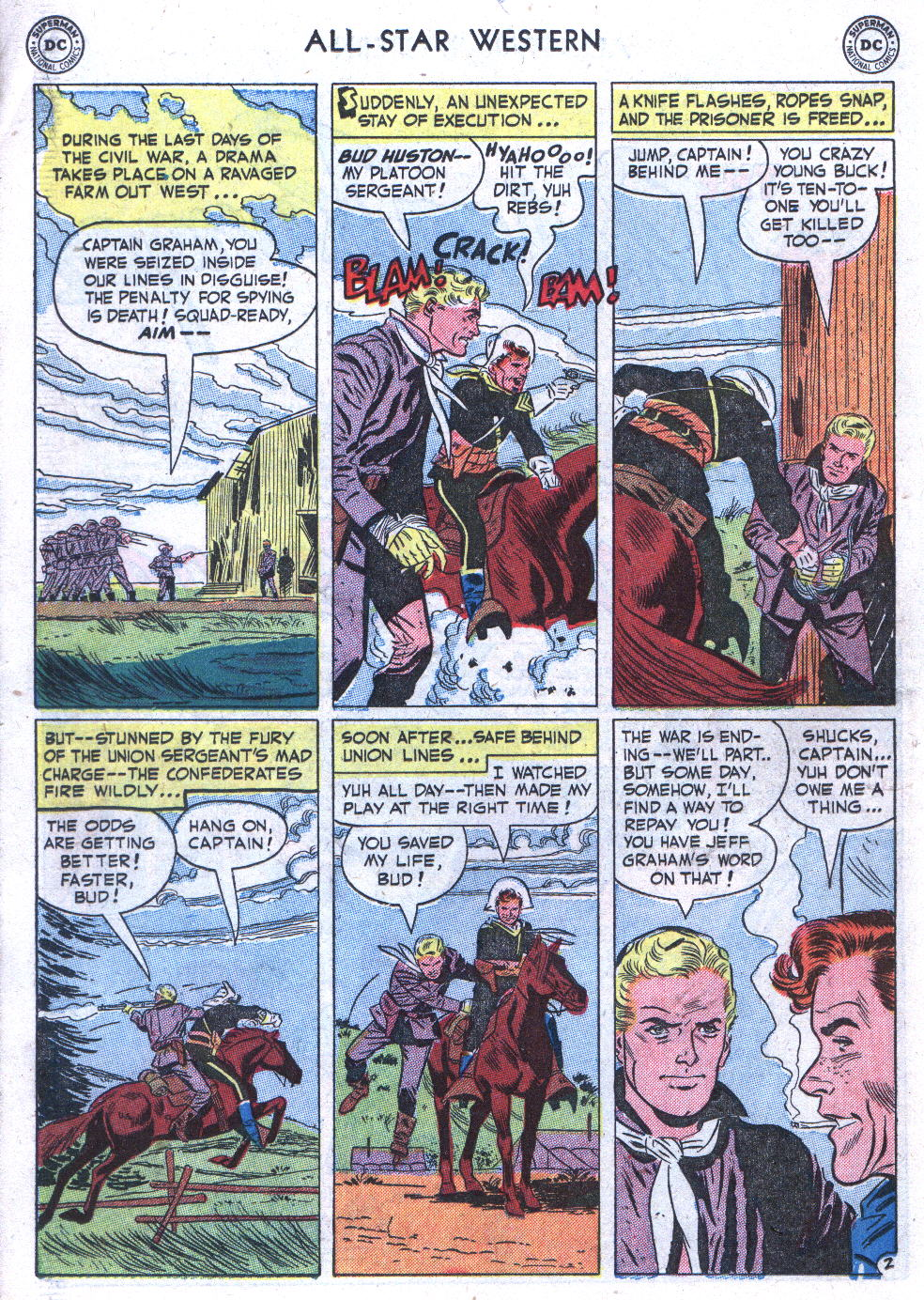 Read online All-Star Western (1951) comic -  Issue #59 - 26