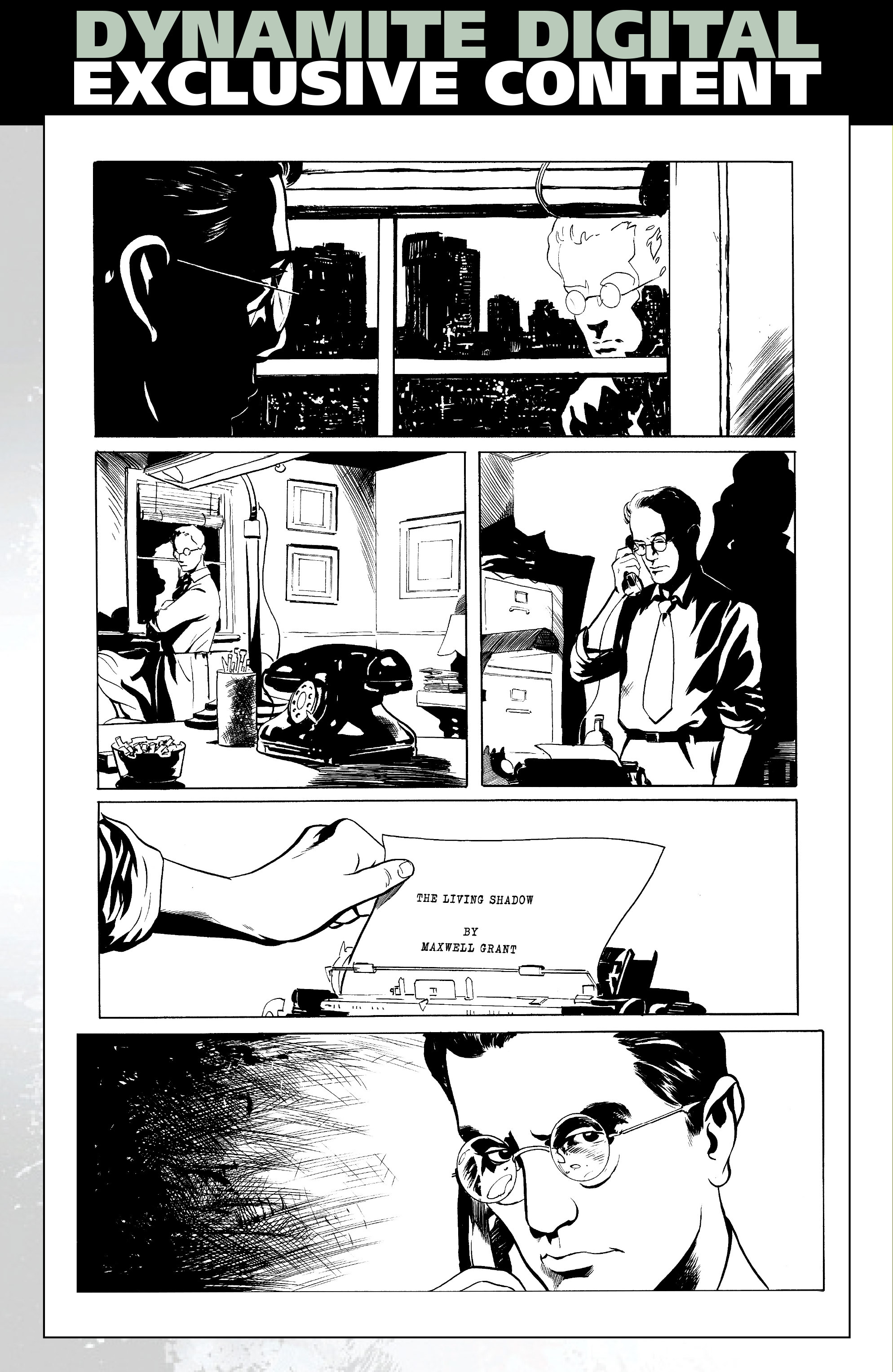 Read online Twilight Zone The Shadow comic -  Issue #3 - 24