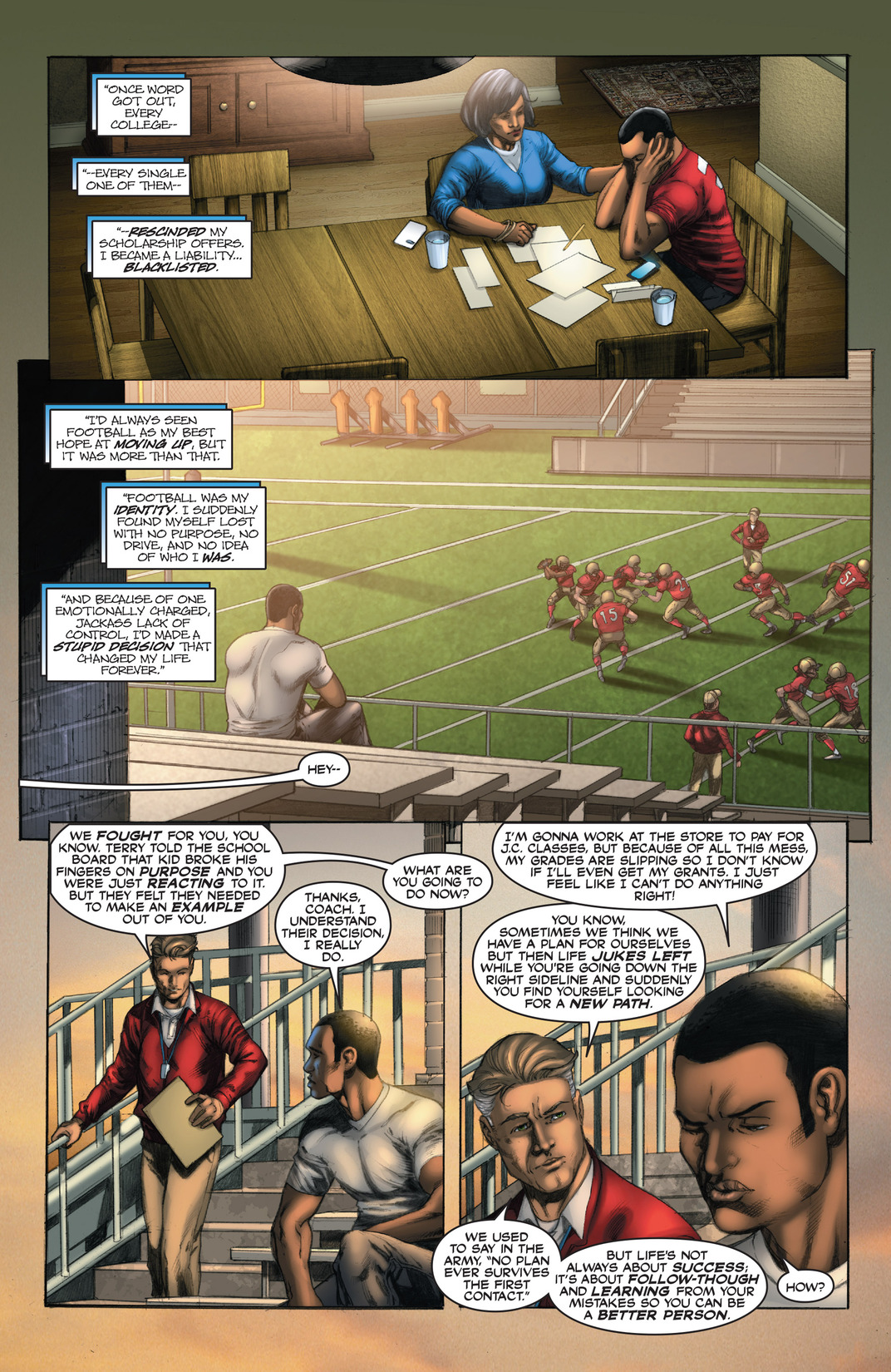 Read online America's Army comic -  Issue #13 - 8