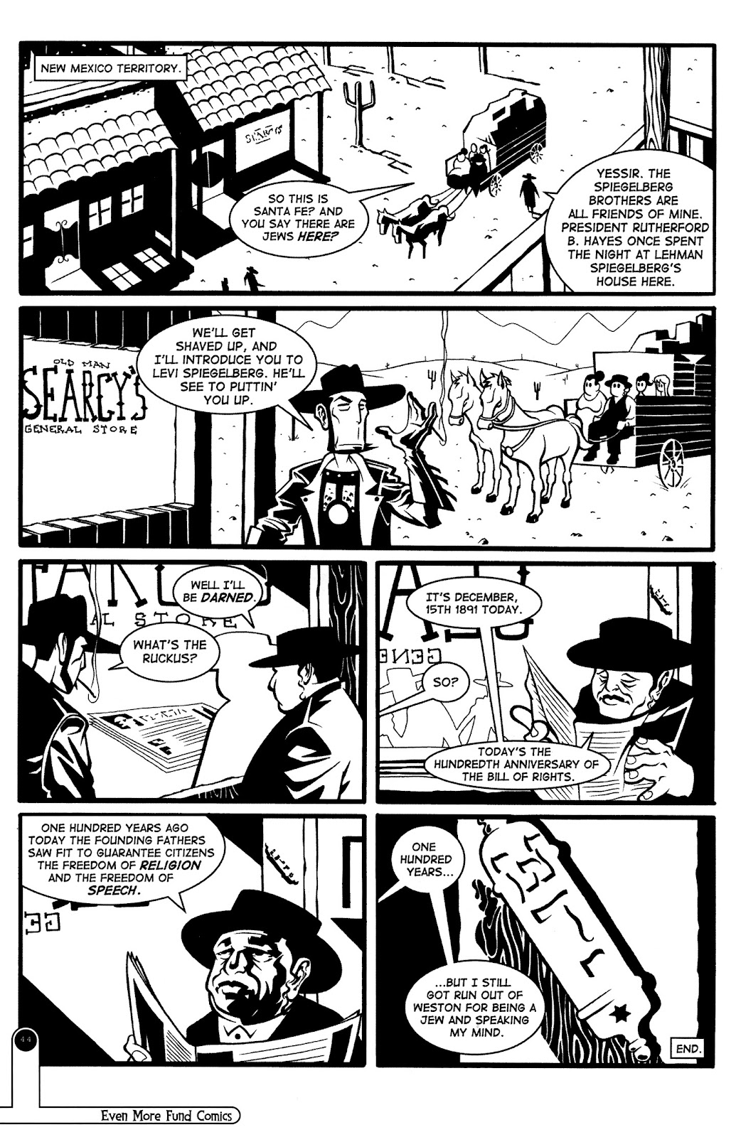 Read online Even More Fund Comics comic -  Issue # TPB (Part 1) - 44