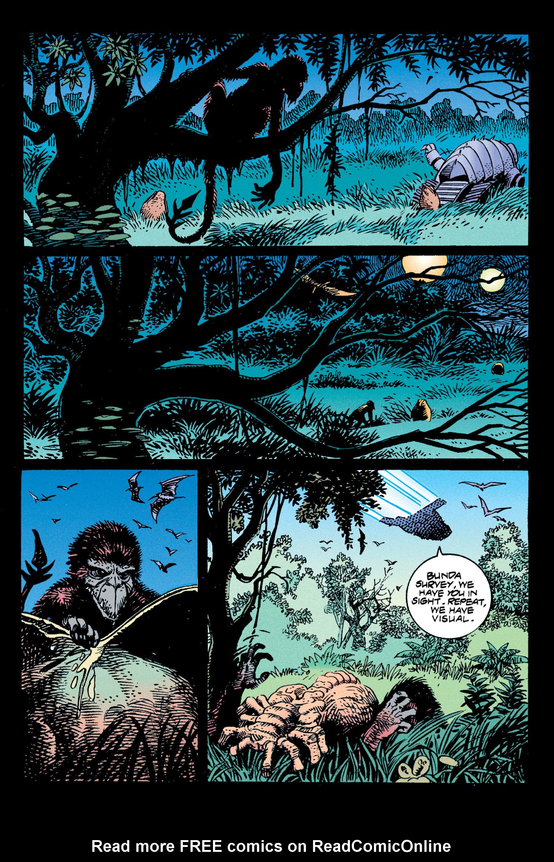 Read online Aliens vs. Predator Omnibus comic -  Issue # _TPB 1 Part 3 - 62