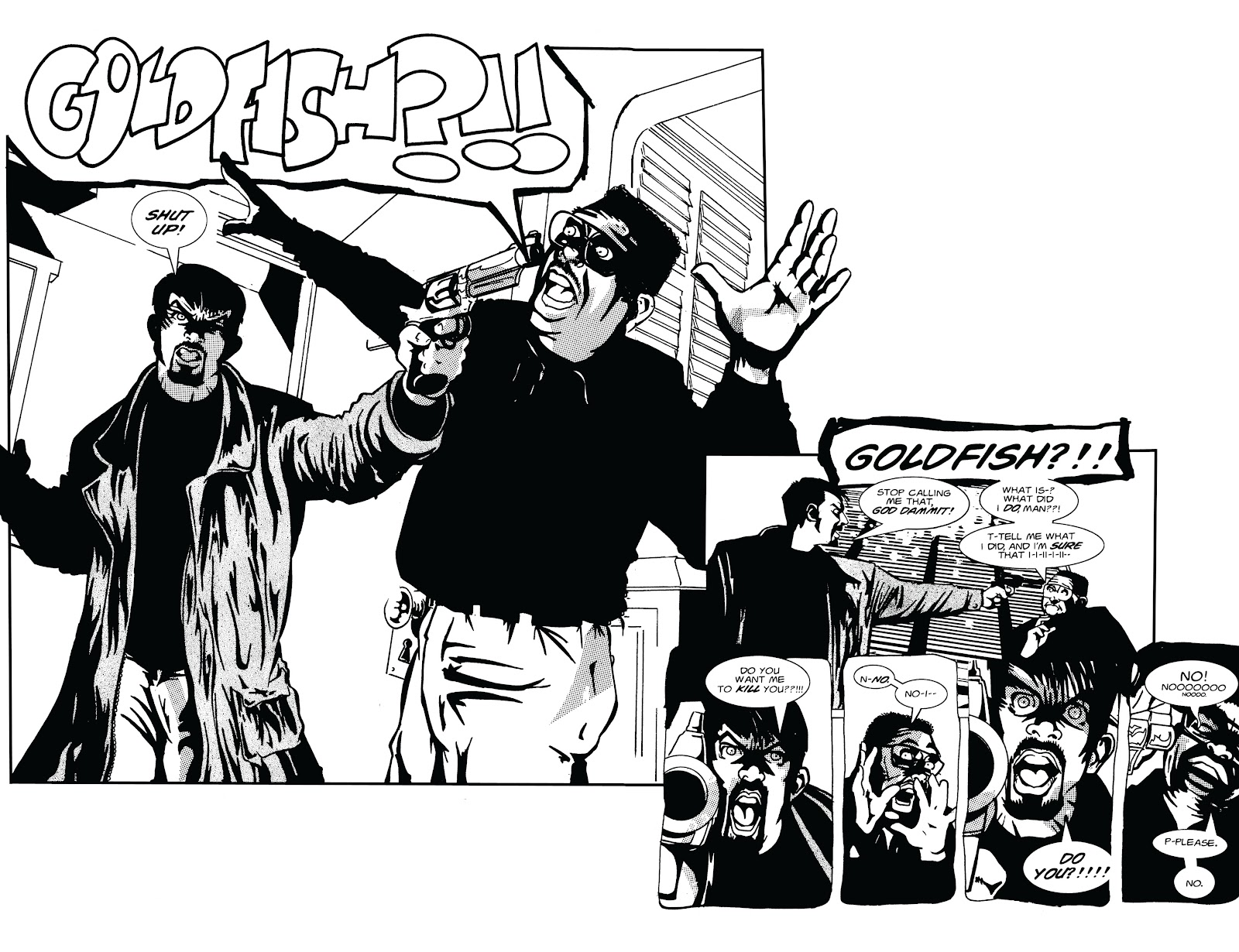 Read online Goldfish comic -  Issue # TPB (Part 1) - 47