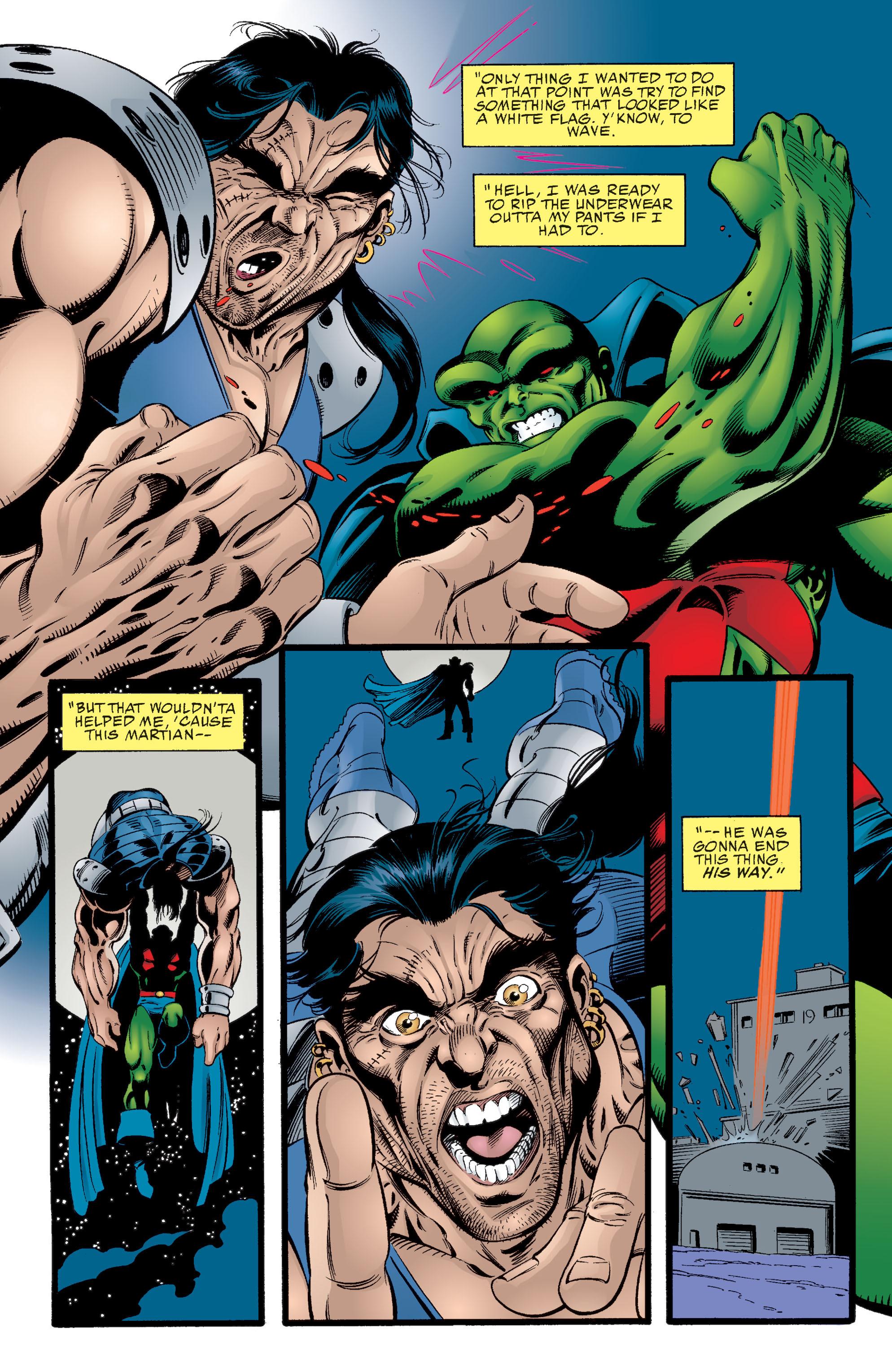 Read online Martian Manhunter: Son of Mars comic -  Issue # TPB - 126
