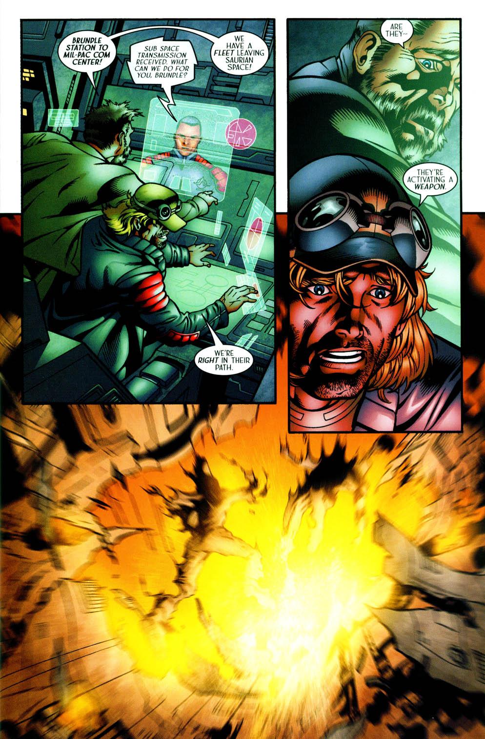 Read online Sigil (2000) comic -  Issue #36 - 7