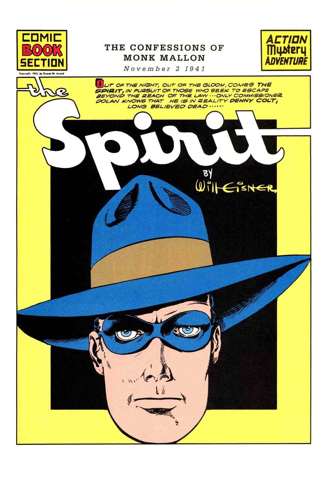 Read online Will Eisner's The Spirit Archives comic -  Issue # TPB 3 (Part 2) - 38