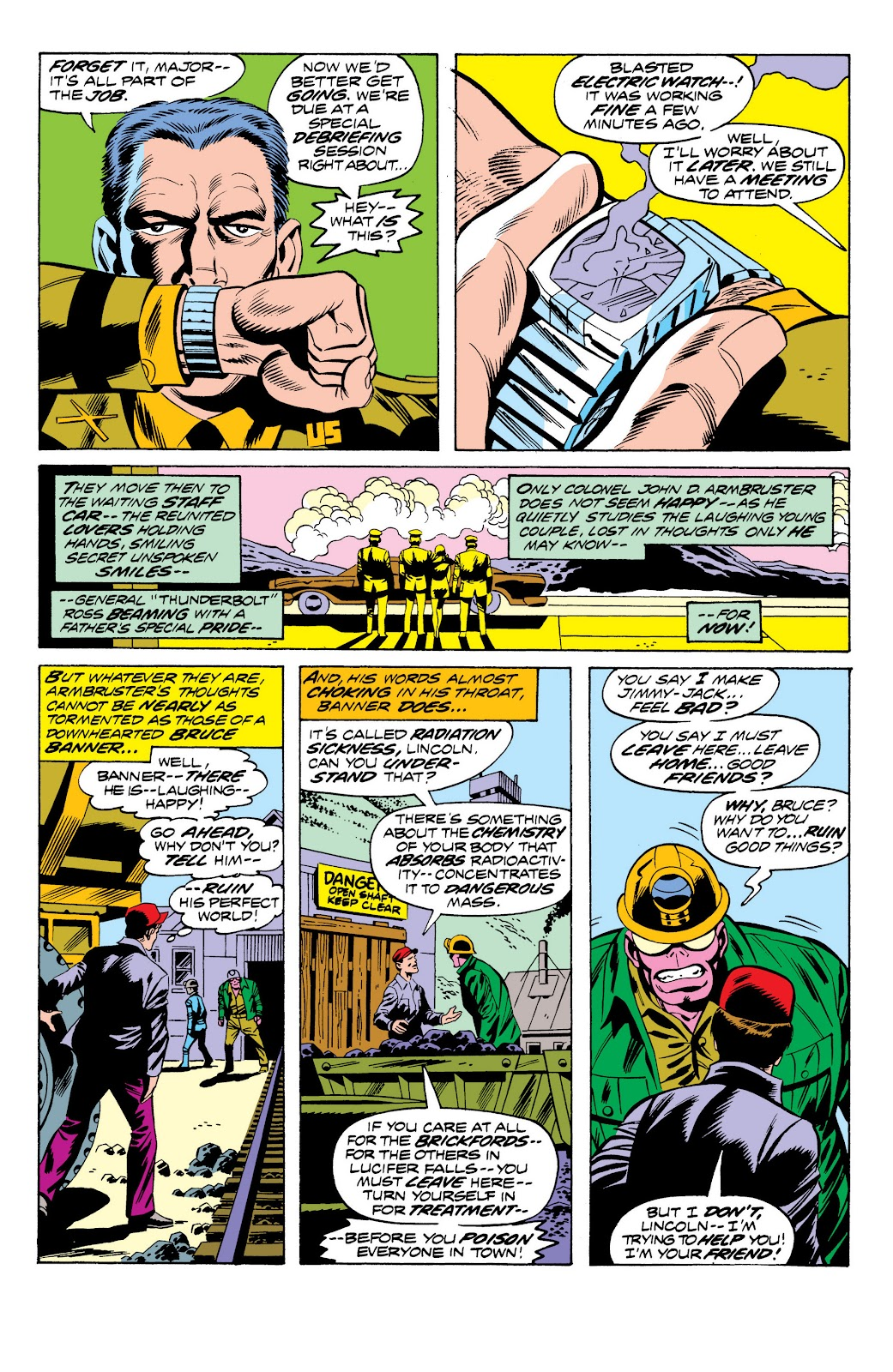 Read online Marvel Masterworks: The Incredible Hulk comic -  Issue # TPB 10 (Part 2) - 77