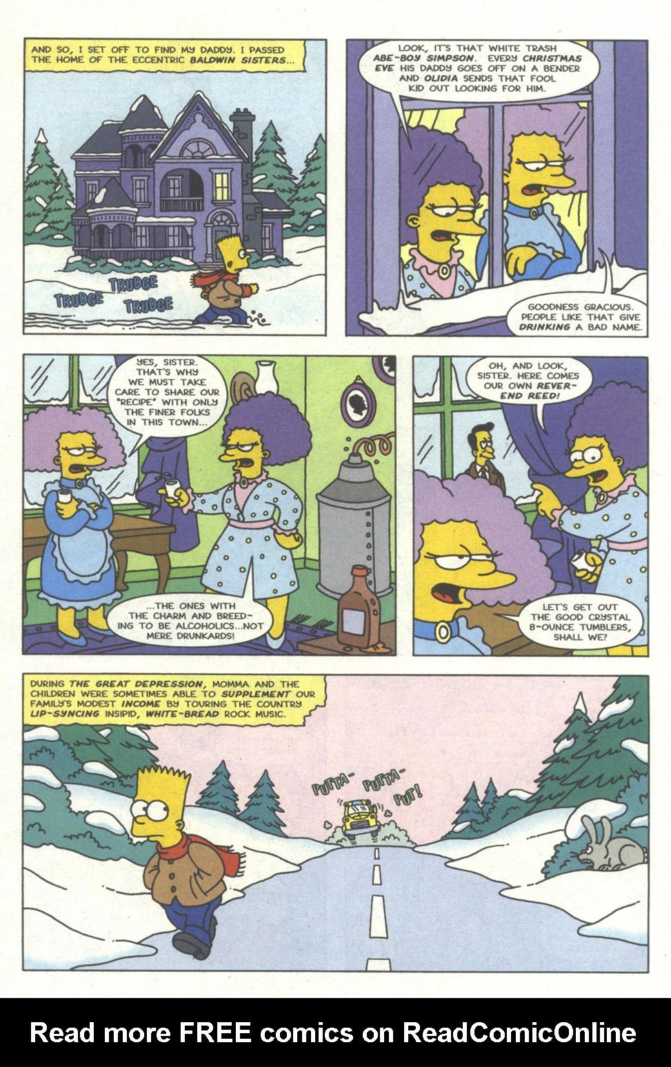 Read online Simpsons Comics comic -  Issue #15 - 11