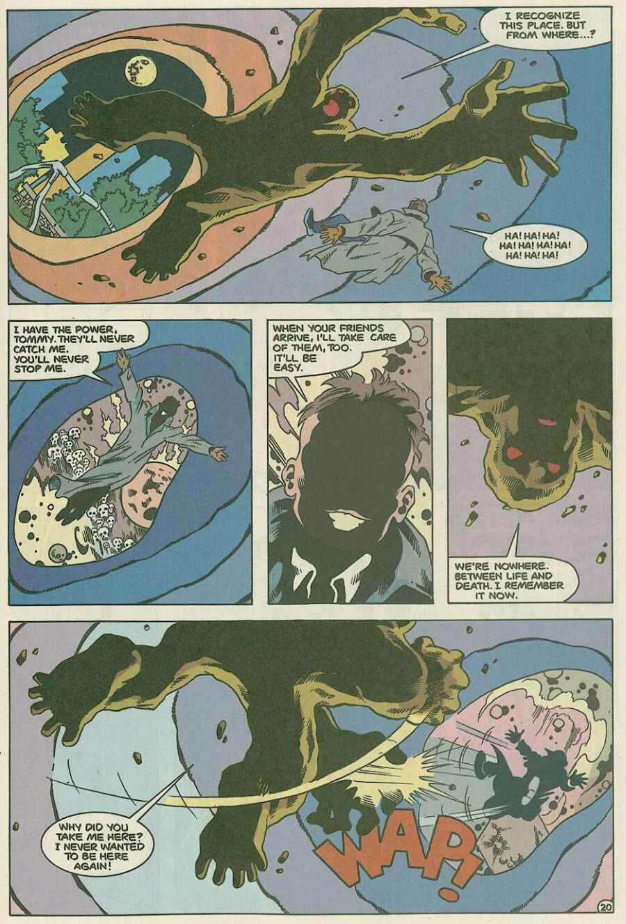 Elementals (1984) issue Special 1 - Page 22