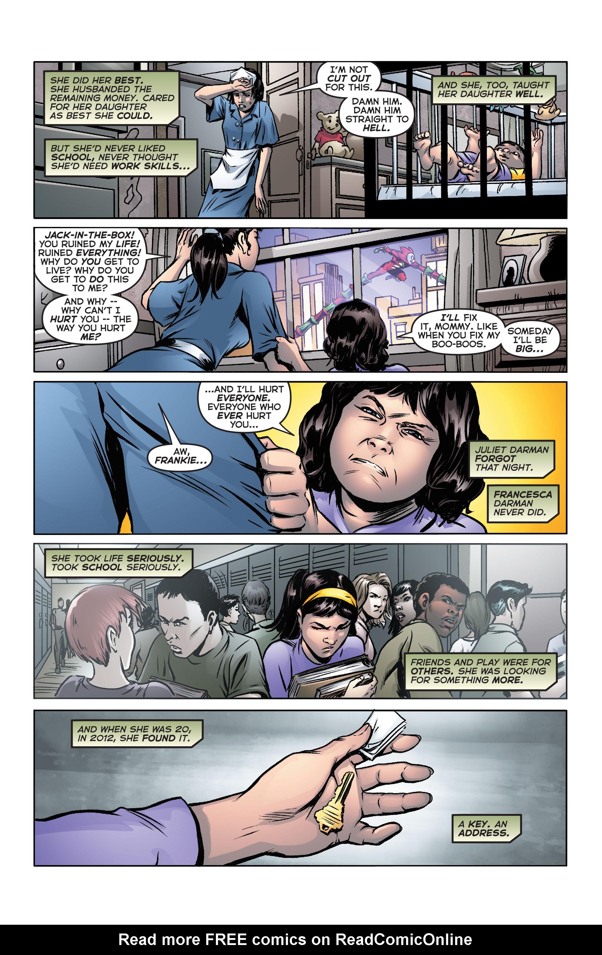 Read online Astro City comic -  Issue #36 - 9