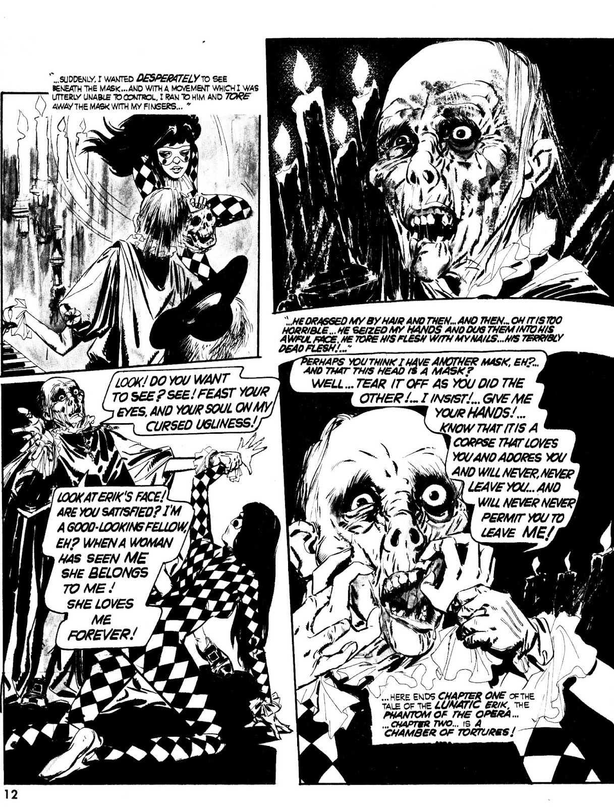 Scream (1973) issue 3 - Page 12