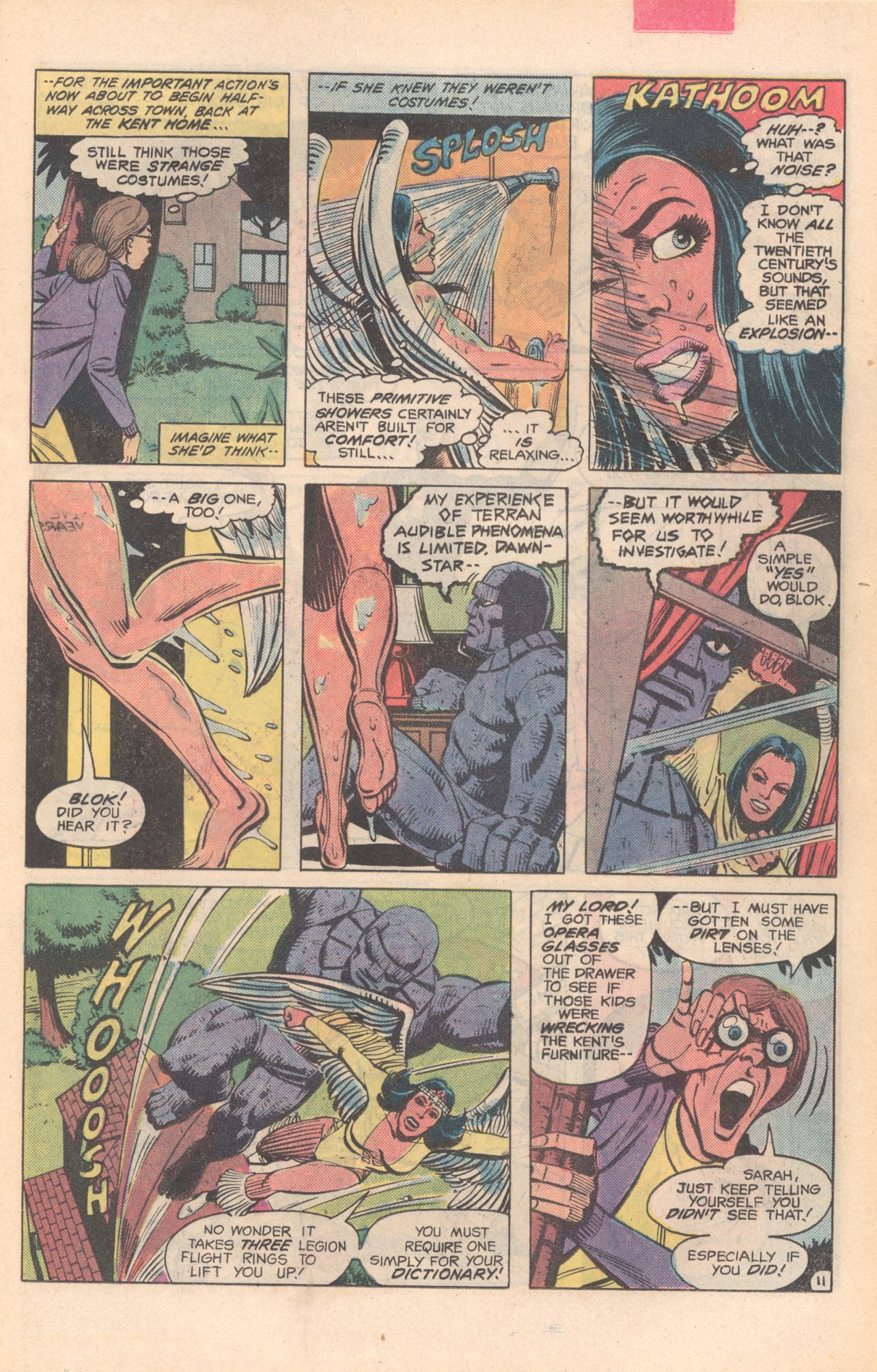 Legion of Super-Heroes (1980) 281 Page 11