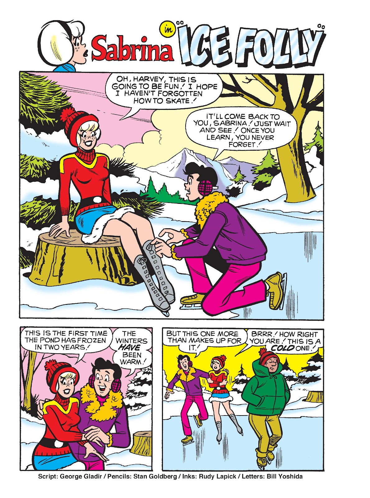 Betty and Veronica Double Digest issue 291 - Page 35