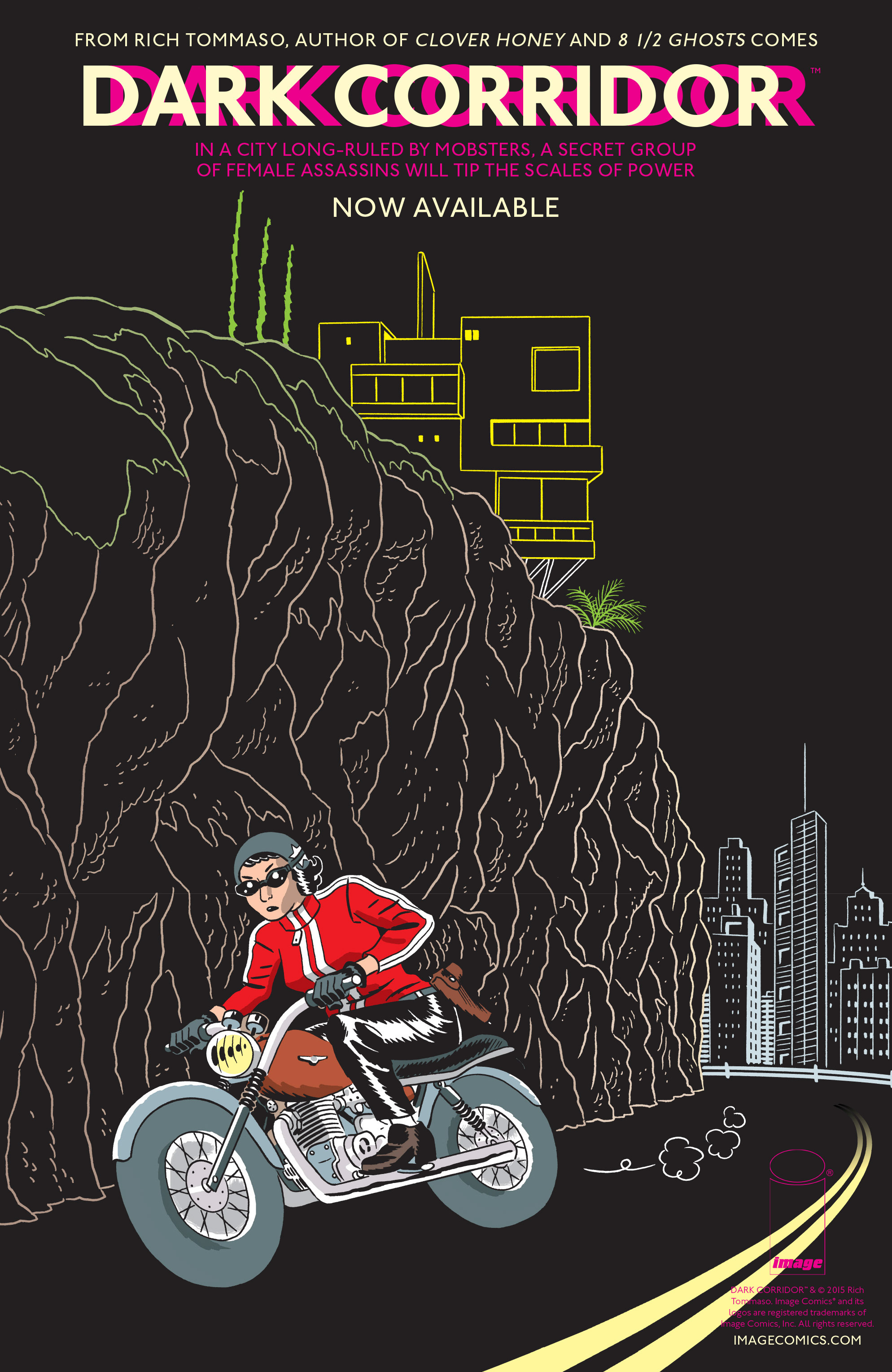 Read online Shutter comic -  Issue #14 - 29