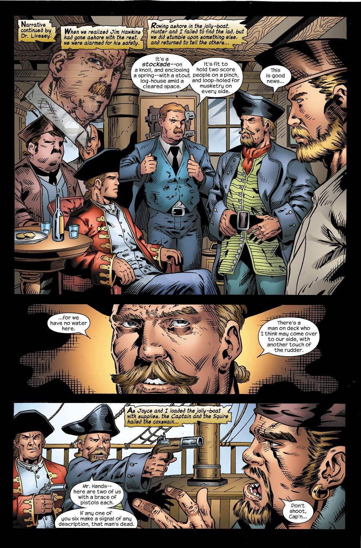 Read online Treasure Island comic -  Issue #3 - 16
