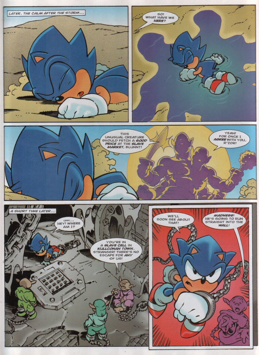 Read online Sonic the Comic comic -  Issue #154 - 3