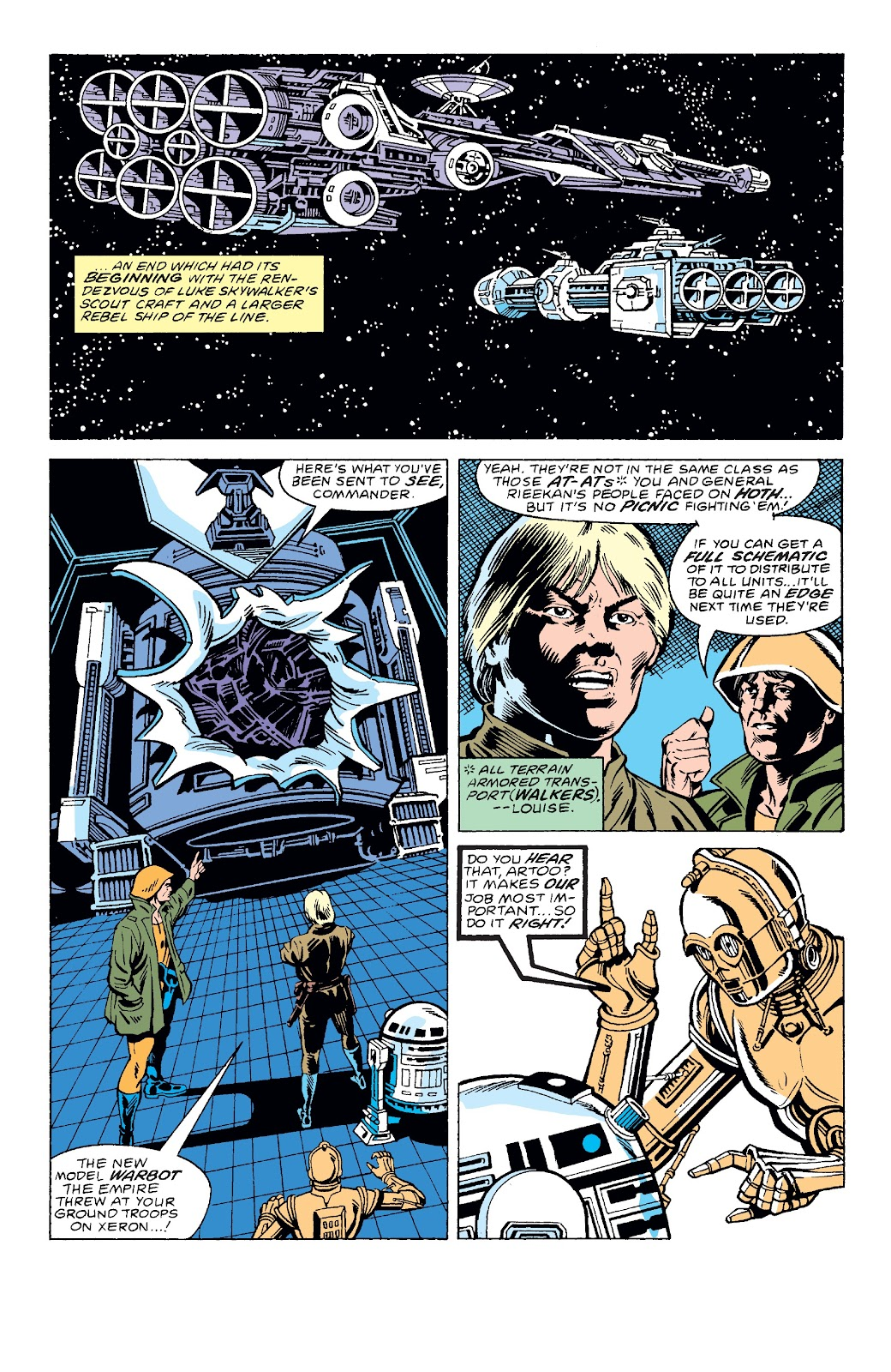 Read online Star Wars Legends: The Original Marvel Years - Epic Collection comic -  Issue # TPB 3 (Part 2) - 63