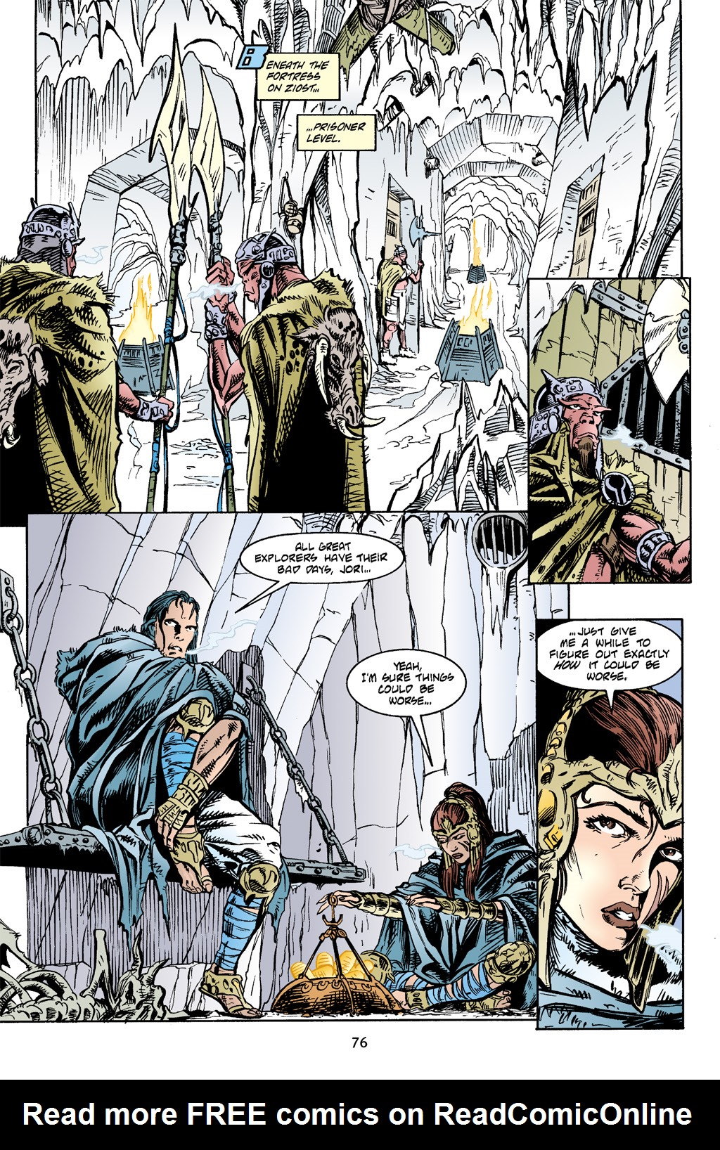Read online Star Wars Omnibus comic -  Issue # Vol. 4 - 73