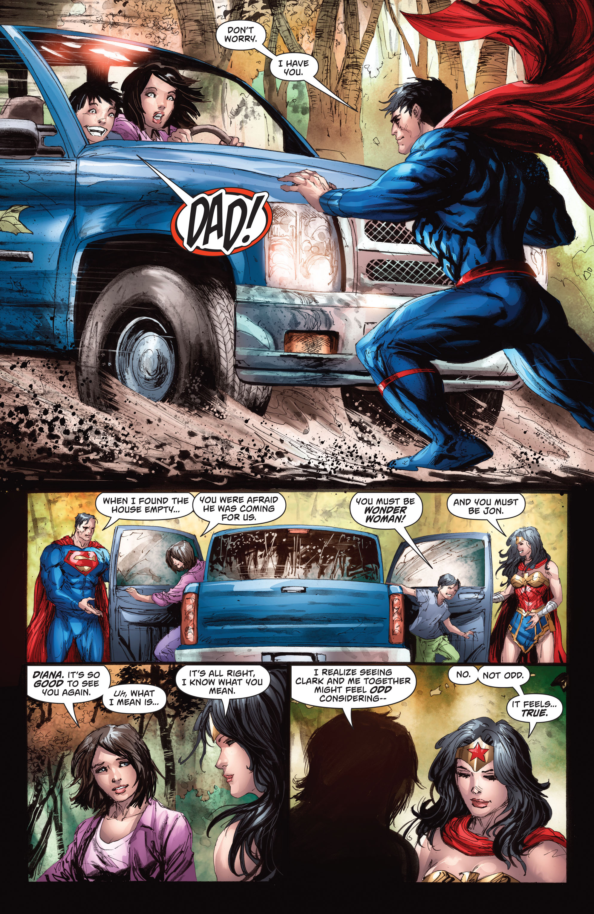 Read online Action Comics (2016) comic -  Issue #960 - 18