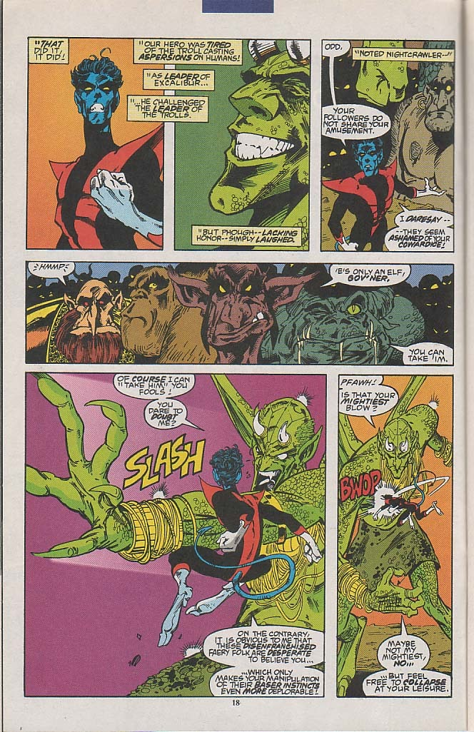Excalibur (1988) issue 58 - Page 13