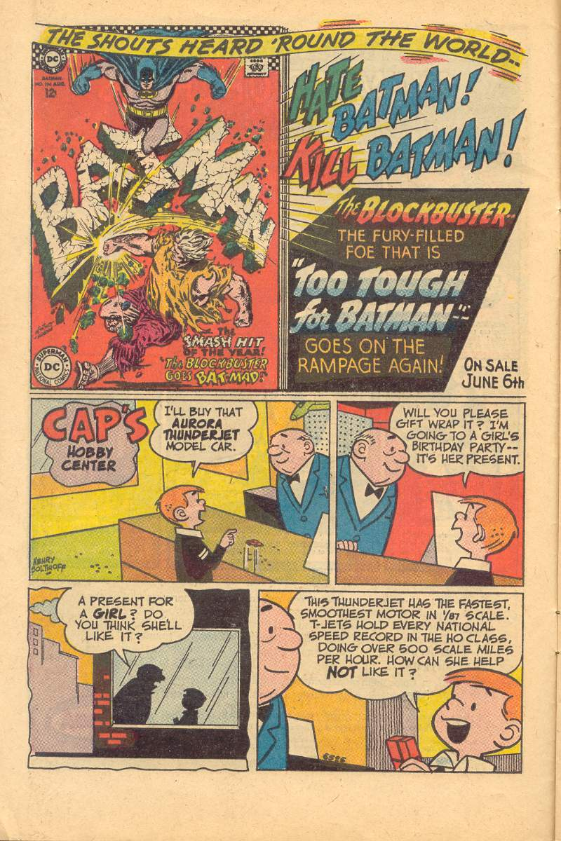 Read online Adventure Comics (1938) comic -  Issue #358 - 9