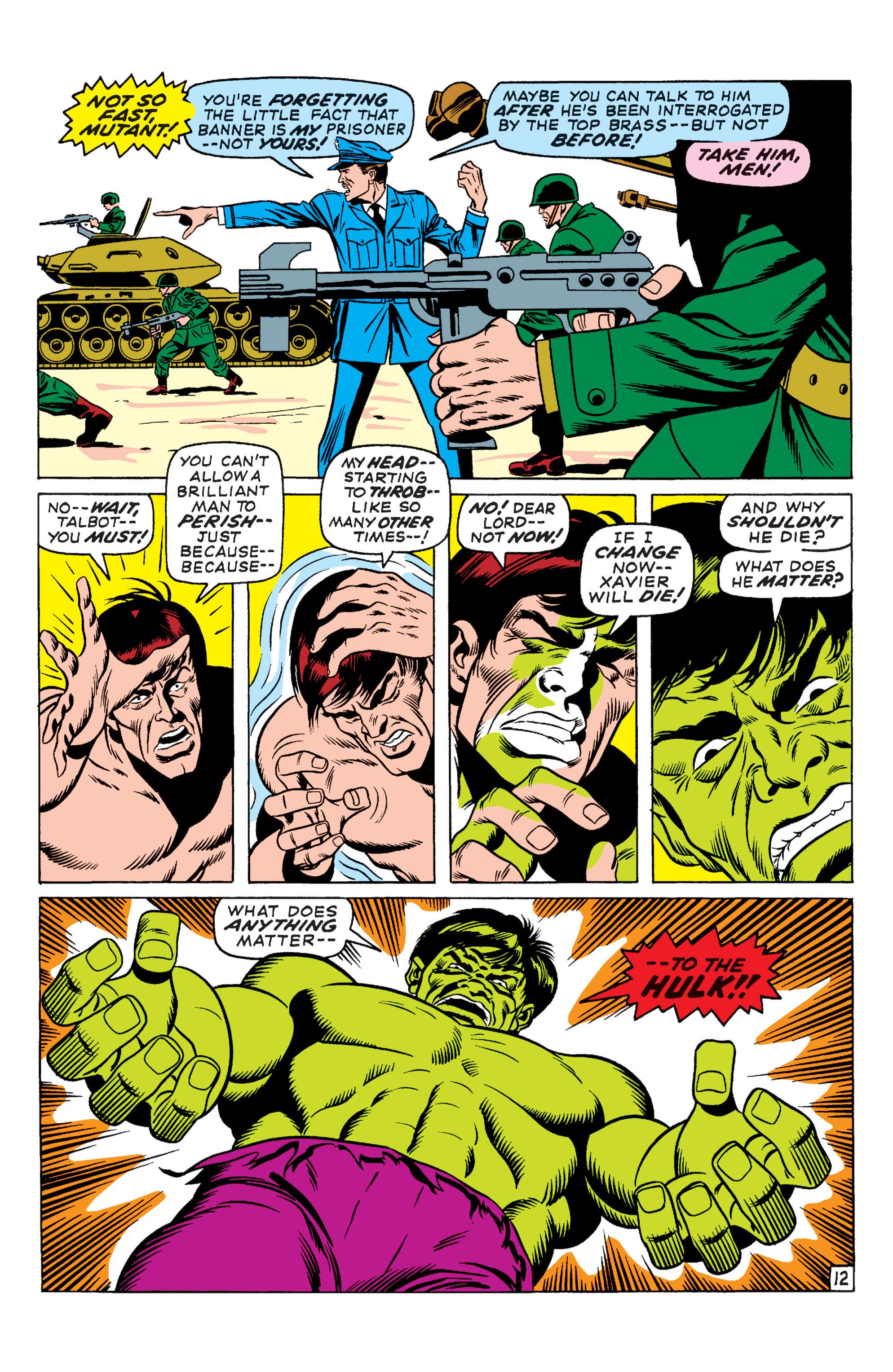 Uncanny X-Men (1963) 66 Page 12