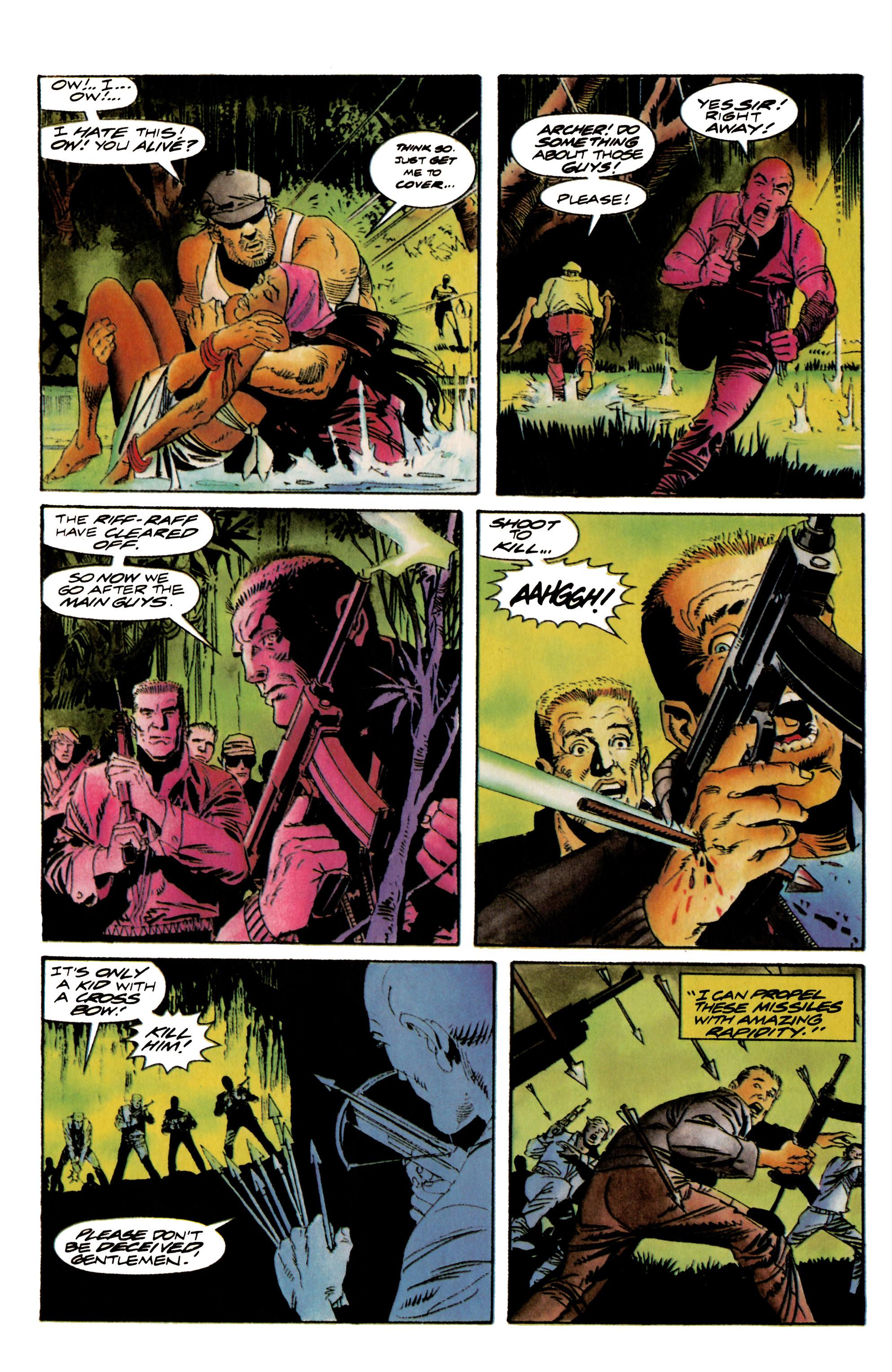 Read online Shadowman (1992) comic -  Issue #18 - 8