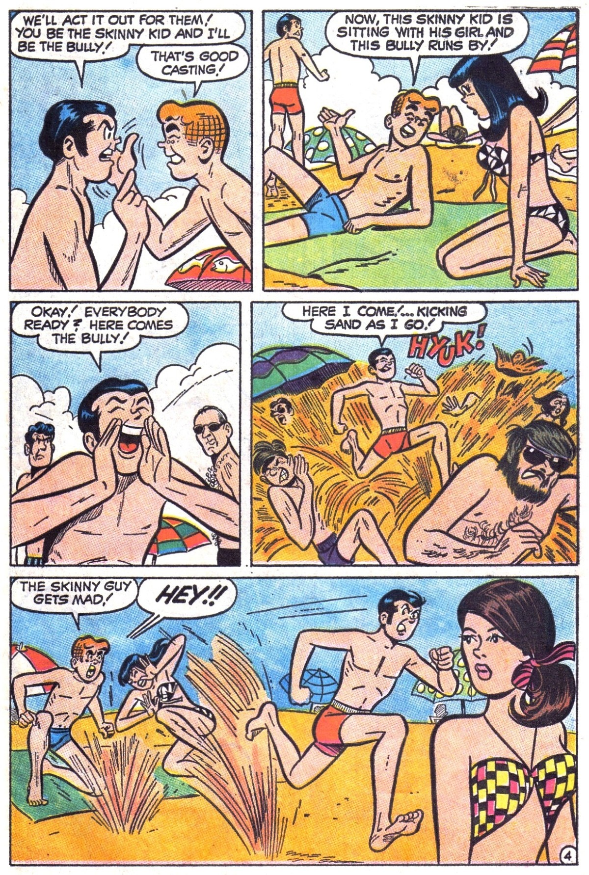 Read online Archie (1960) comic -  Issue #194 - 31
