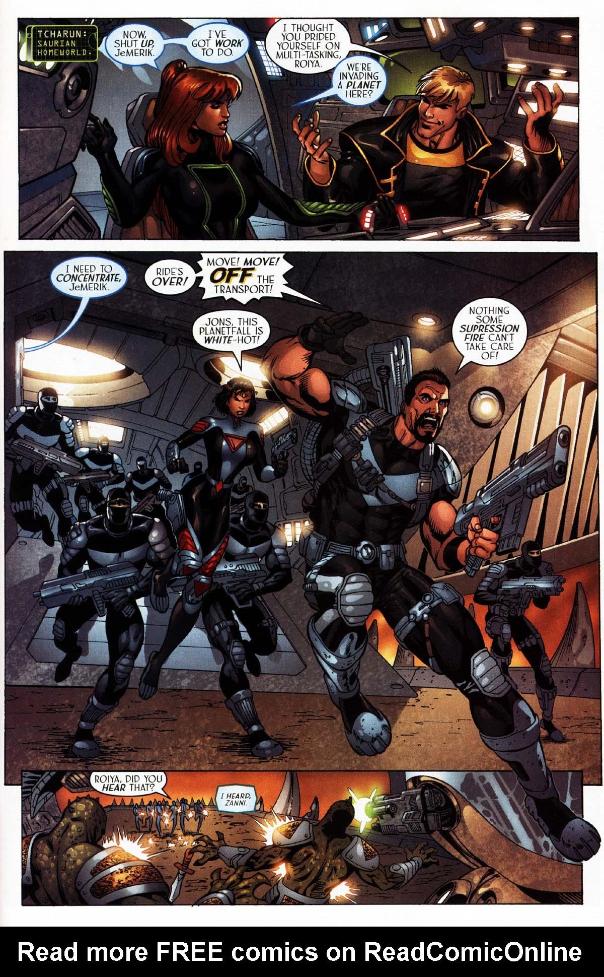 Read online Sigil (2000) comic -  Issue #27 - 11