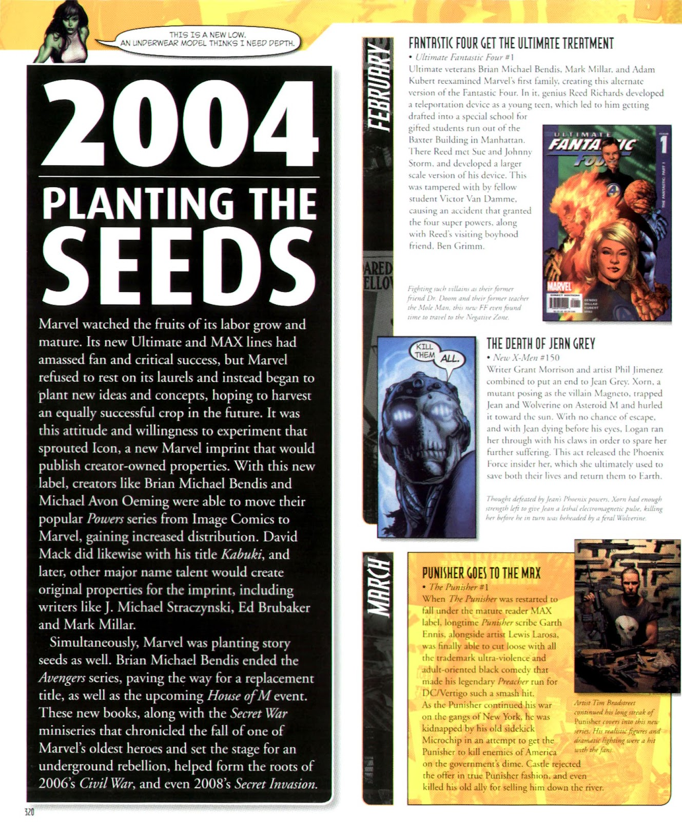Read online Marvel Chronicle comic -  Issue # TPB (Part 3) - 97