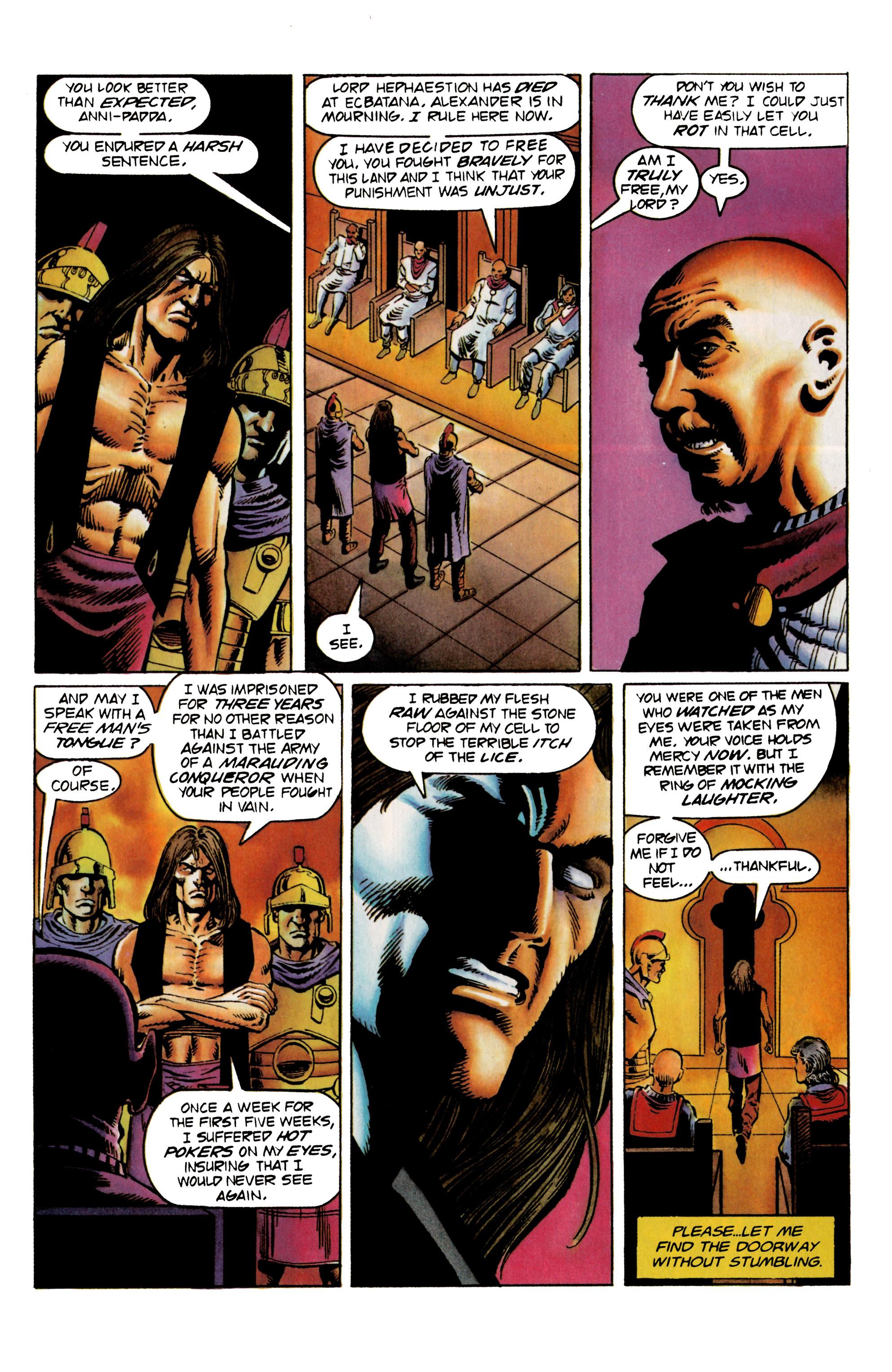Read online Eternal Warrior (1992) comic -  Issue #23 - 11