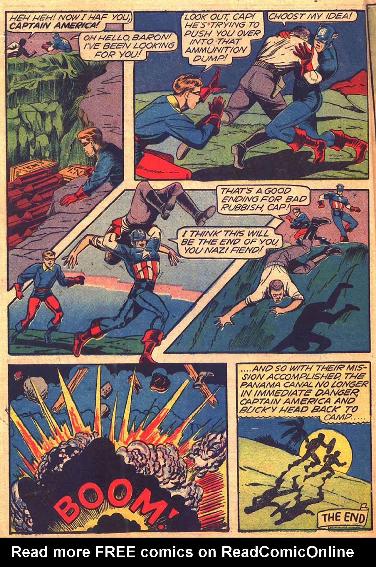 Read online All-Winners Comics comic -  Issue #9 - 27