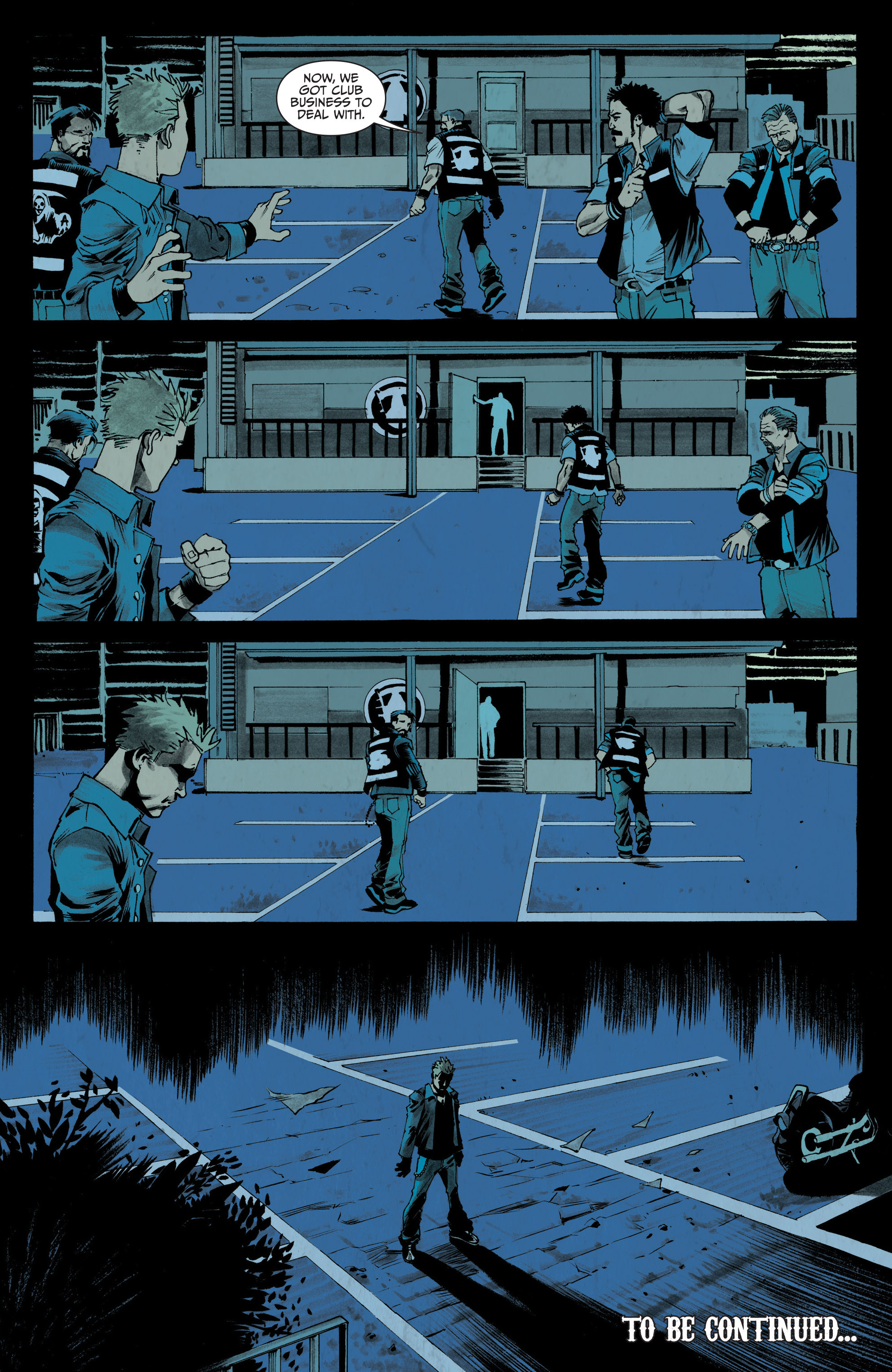 Read online Sons of Anarchy: Redwood Original comic -  Issue #4 - 24