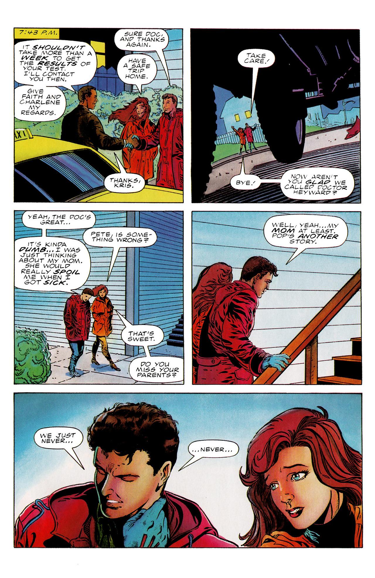 Read online Harbinger (1992) comic -  Issue #18 - 11
