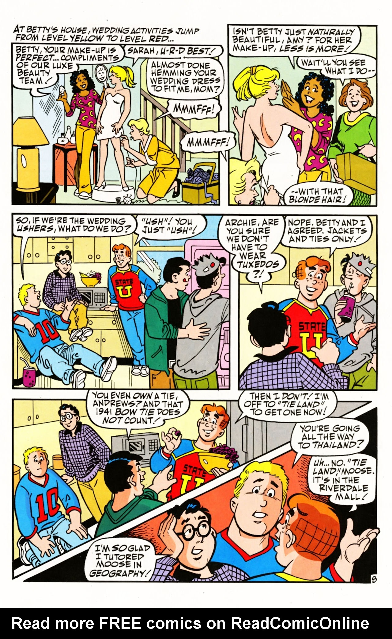 Read online Archie (1960) comic -  Issue #604 - 13