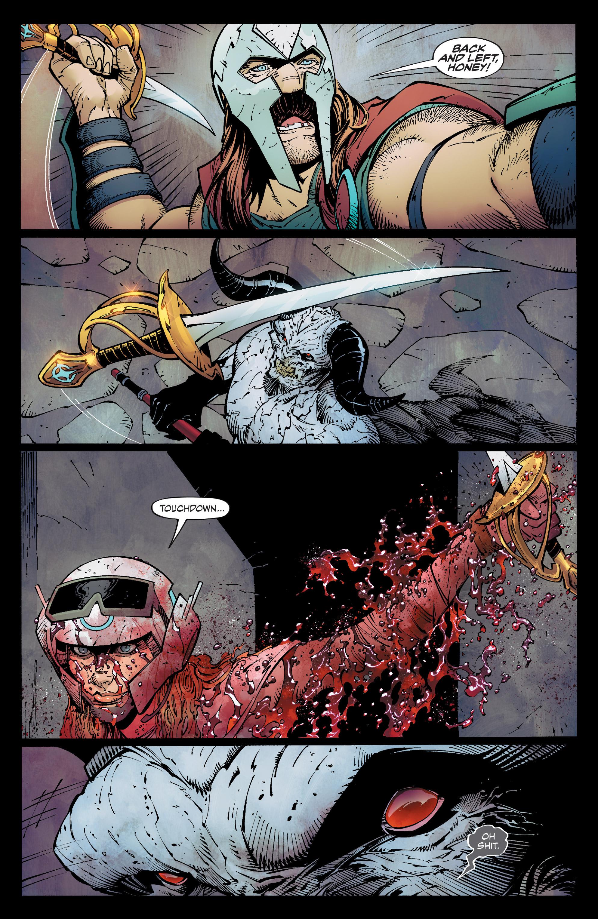 Read online Reborn comic -  Issue #6 - 26