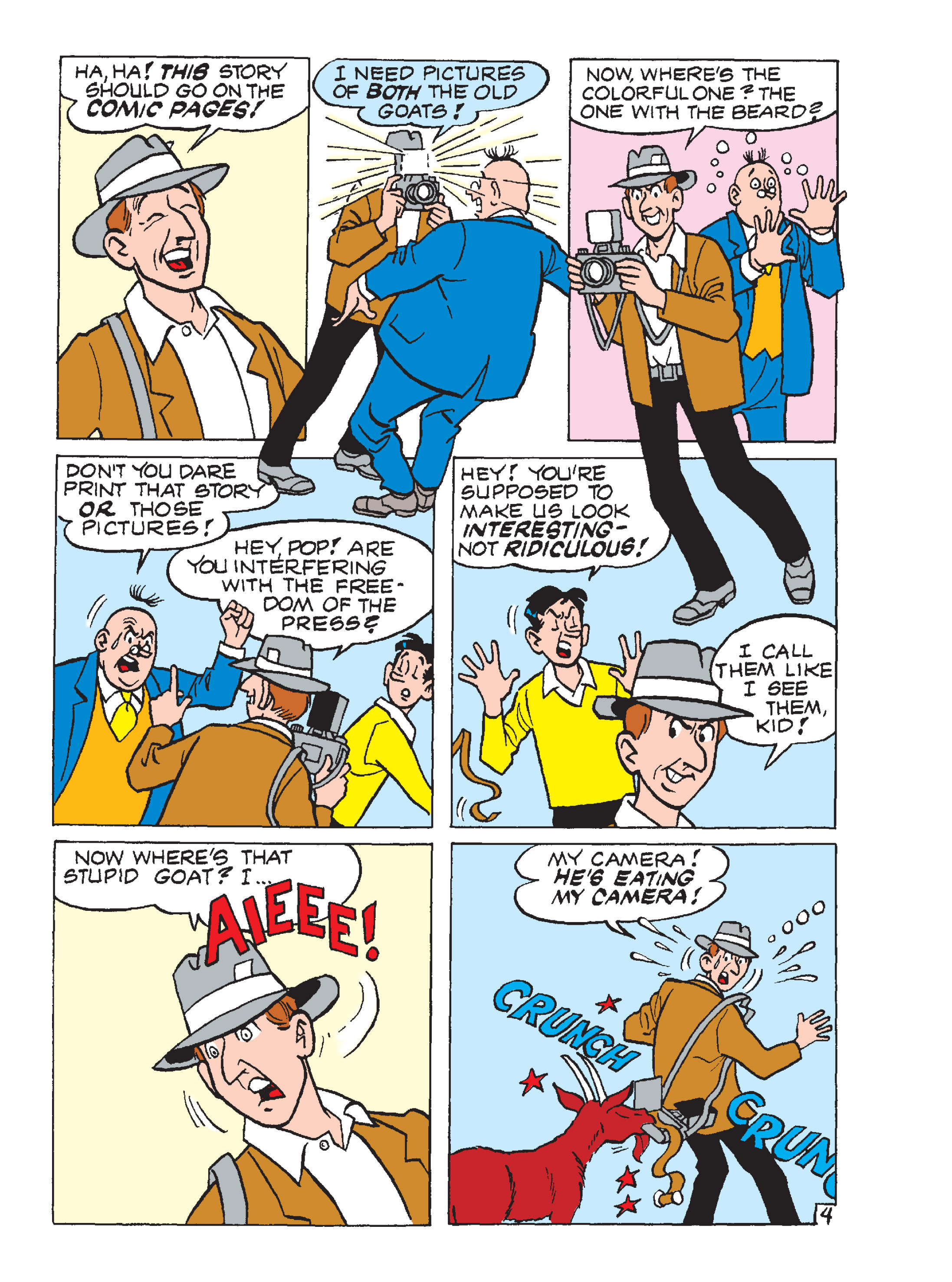 Read online Archie 1000 Page Comics Blowout! comic -  Issue # TPB (Part 1) - 130