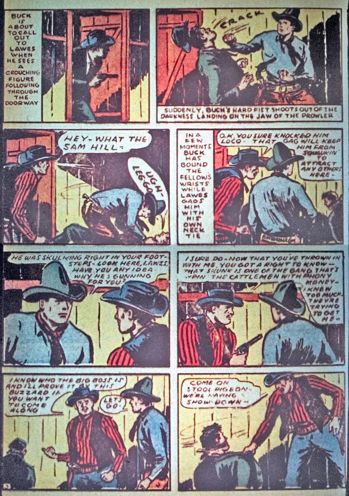 Detective Comics (1937) 32 Page 21