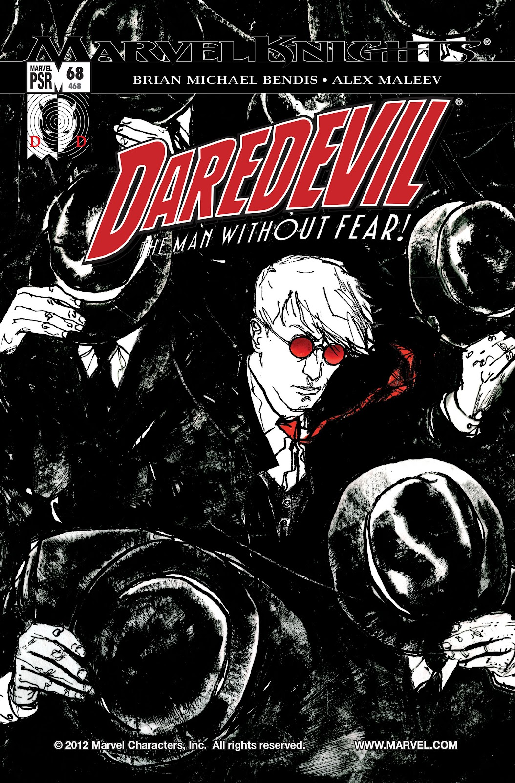 Read online Daredevil (1998) comic -  Issue # _Ultimate_Collection TPB 3 (Part 1) - 45