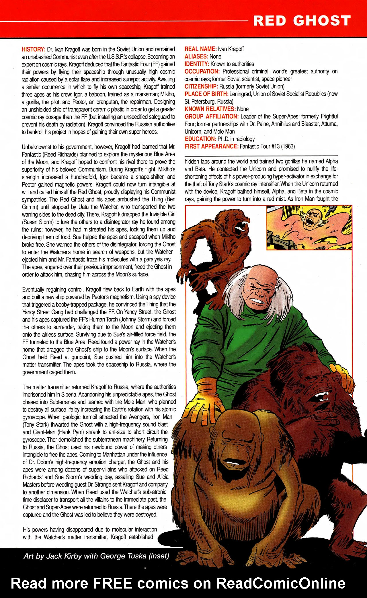 Read online All-New Official Handbook of the Marvel Universe A to Z comic -  Issue #9 - 15