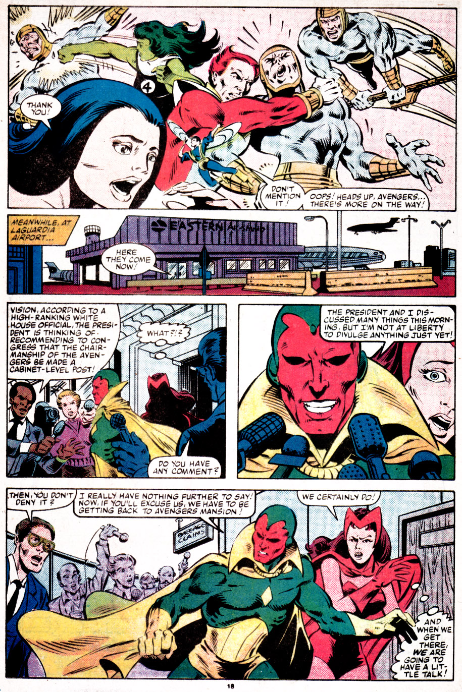 The Avengers (1963) 246 Page 18