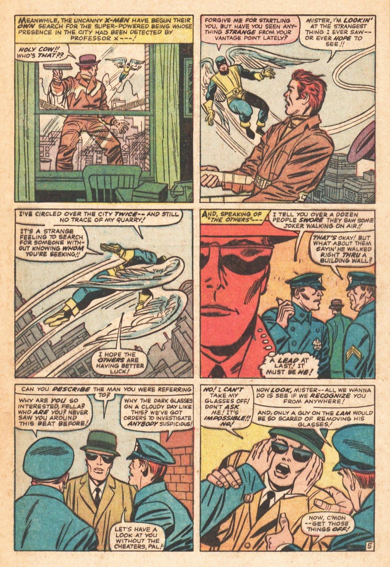 Read online Uncanny X-Men (1963) comic -  Issue # _Annual 1 - 32