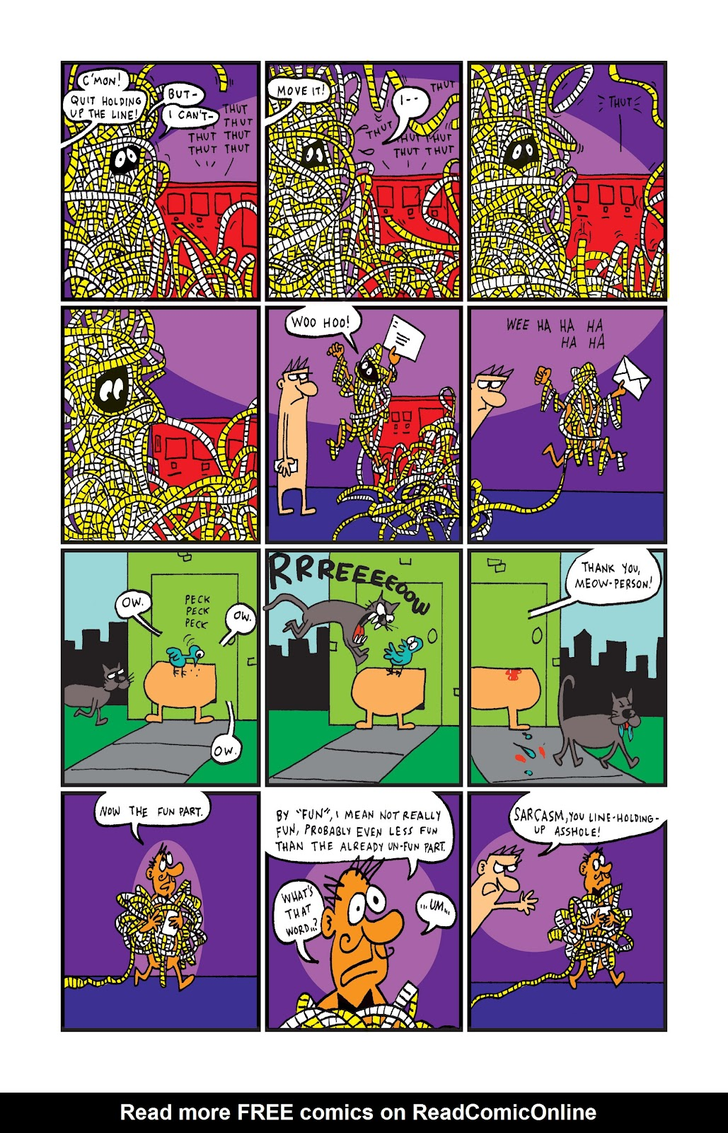 Read online Magic Whistle comic -  Issue #9 - 32