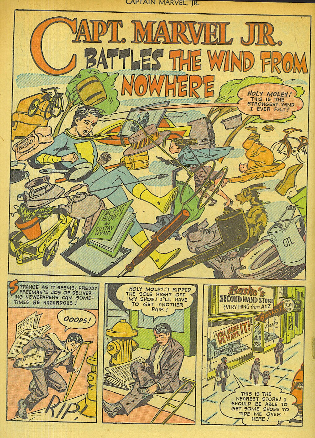 Captain Marvel, Jr. issue 96 - Page 26