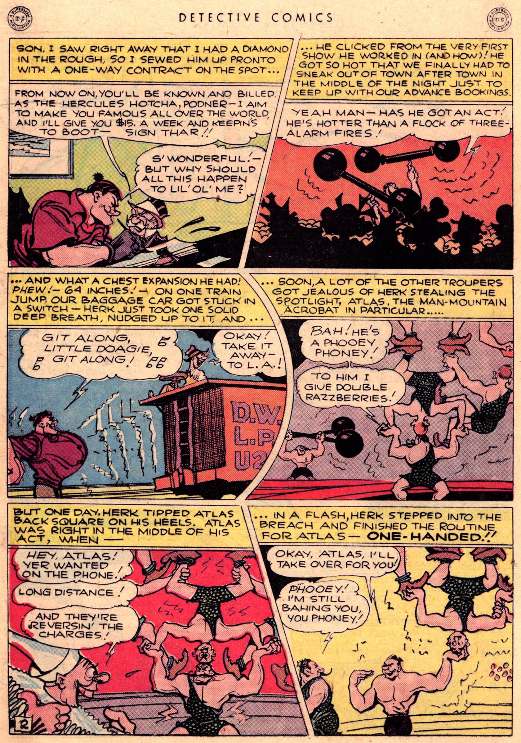 Read online Detective Comics (1937) comic -  Issue #95 - 18