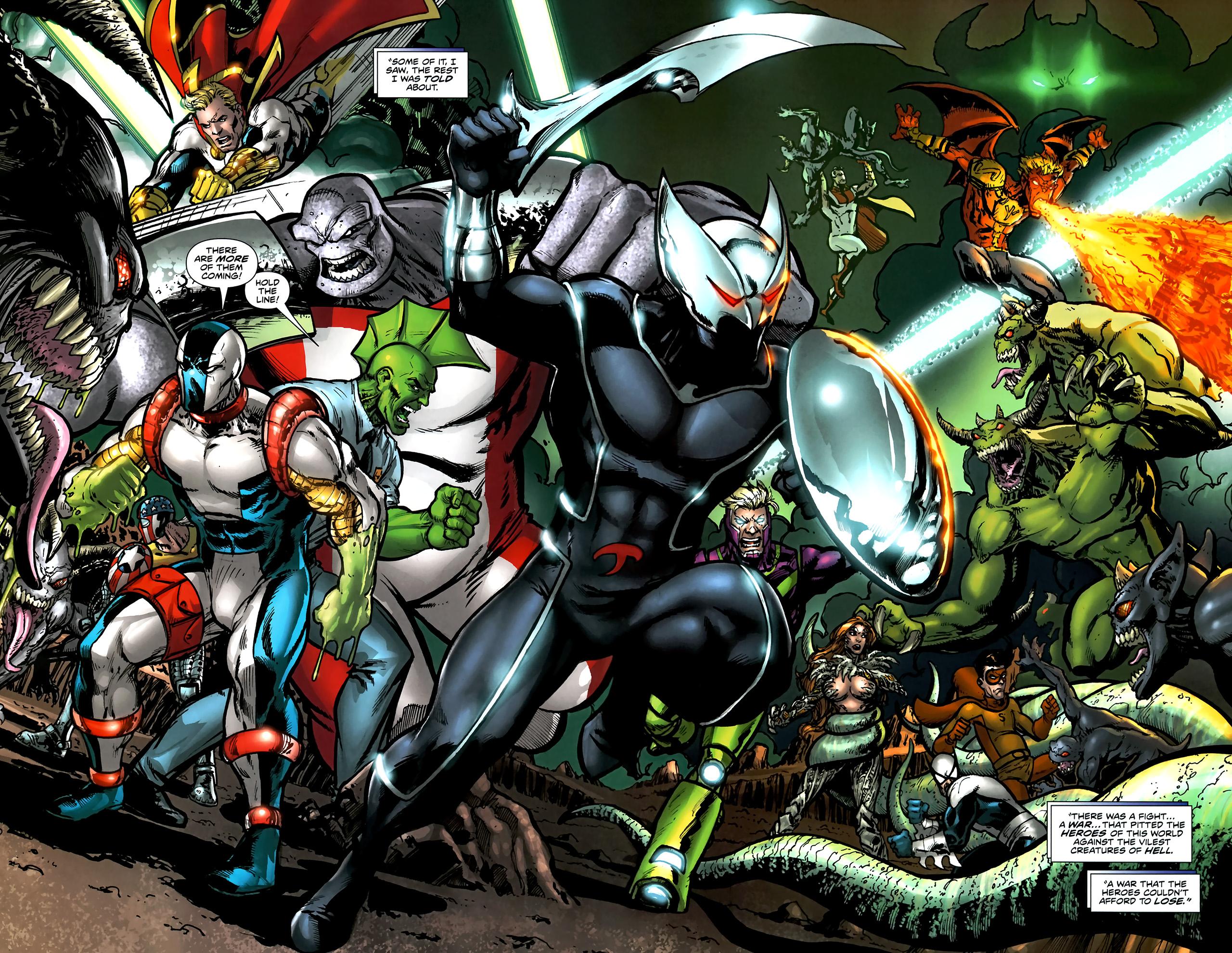 Read online ShadowHawk (2010) comic -  Issue #5 - 8